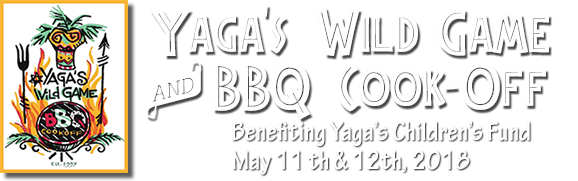 team registration yagas childrens fund wild game and